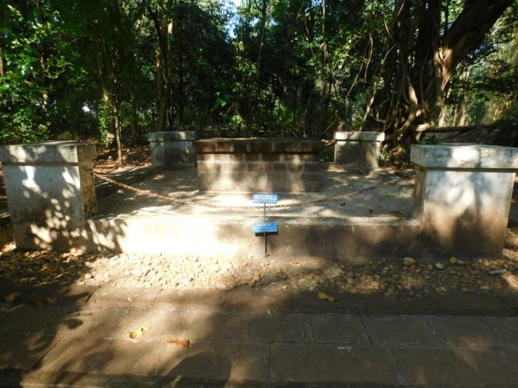 Sakthan Tomb